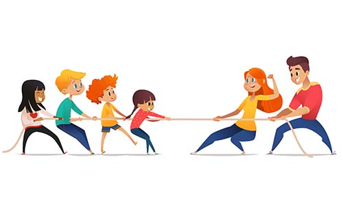 Uspávání dětí jako týmová práce